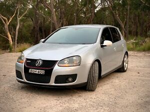 2008 VW golf gti auto great condition Asquith Hornsby Area Preview