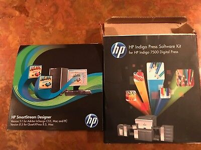 Hp Indigo Press Software Kit For 7000 7500