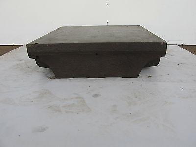 Tuschierplatte Anreissplatte 400 x 320 x 90 mm; schwere Ausführung (44 kg)