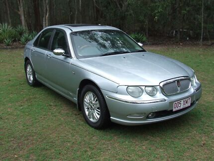 2001 Rover 75 Connoisseur, Luxury car at a everyday price.