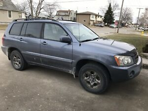 2003 Toyota Highlander AWD Safetied Etested