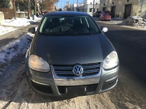 2008 VW Jetta 2.5L Safetied!