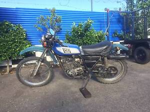 YAMAHA DT 250 1976 WRECK OR RESTORE St Agnes Tea Tree Gully Area Preview