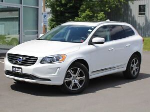 2015 Volvo XC60 T6 Premier Plus AWD | LEATHER | SUNROOF | ONL...