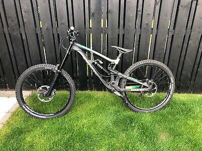 Saracen Myst Pro 27.5 Full Suspension MTB Mountain Bike Downhill Large