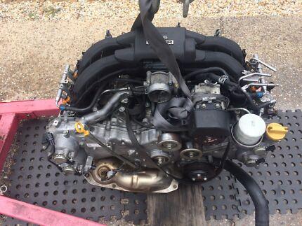 2012 BRZ/86 FA20 MOTOR CHEAP