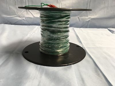 Thermax M168784-bge-5 Mil-spec Green Silvercopper Ptfe Wire 20 Awg