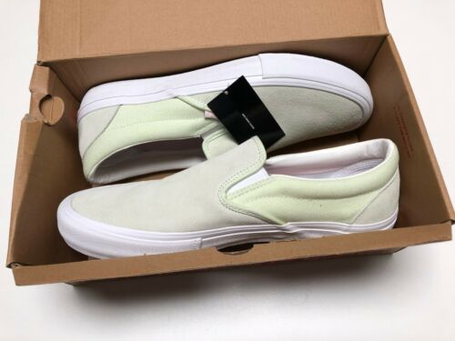VANS Slip-On PRO Ambro - Suede & Canvas - Mens Size 12 - Ambrosia - New in Box!