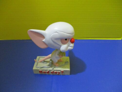 Animaniacs Pinky And The Brain 1997 Warner Bros Store Bobblehead