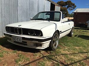BMW e30 325i convertible series 2 very (Rare) Adelaide CBD Adelaide City Preview