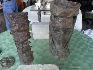 Estate Sale Collection-Mary Hecht Bronze Sculptures & Paintings