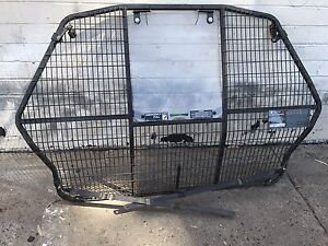 Used Cargo Barrier  for Holden Commodore S/Wagon Mordialloc Kingston Area Preview