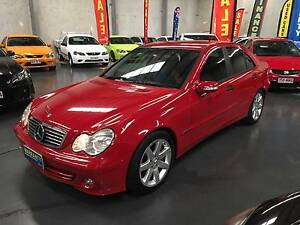 Mercedes-Benz C180 MY07 Sedan FAST FINANCE Arundel Gold Coast City Preview