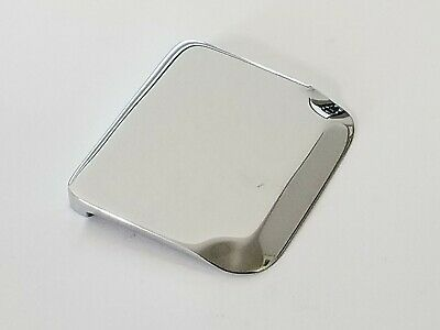 Chrome Billet Aluminium Glove Box Handle Cover for HUMMER H2 Made in (Aluminum Glove Box Cover)