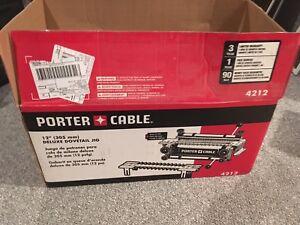 Gabarit pour queue d'aronde 12 po Porter Cable NEUF