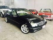 2001 Mercedes-Benz C200 Sedan ***VERY RARE MANUAL*** East Brisbane Brisbane South East Preview