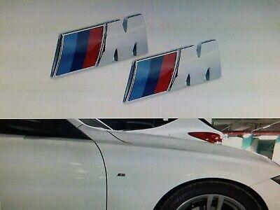 BMW EMBLEMAS M PARA LATERALES