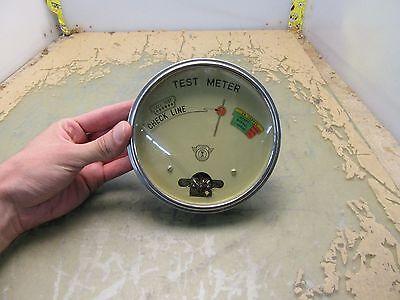 Vintage Kathanode Test Meter Cell Tester 3f-4.5