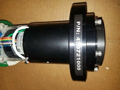 Air Bearing Technology Spindle With Duncan Mx21-574 Optical Encoder