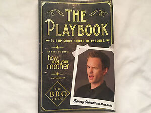 The Playbook by Barney Stinson Adelaide CBD Adelaide City Preview