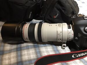 Objectif Canon 100-400mm