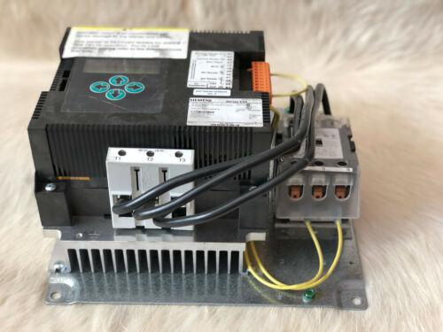 Siemens Elevator Starter AC Semiconductor Motor Starter 3PH 50/60Hz 110/120VAC 2