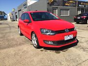 2010 Volkswagen Polo Hatchback WITH REGO RWC WARRANTY SAVE $$$ Melton Melton Area Preview