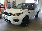 Land Rover Discovery Sport L550 2.0 TD4 Test