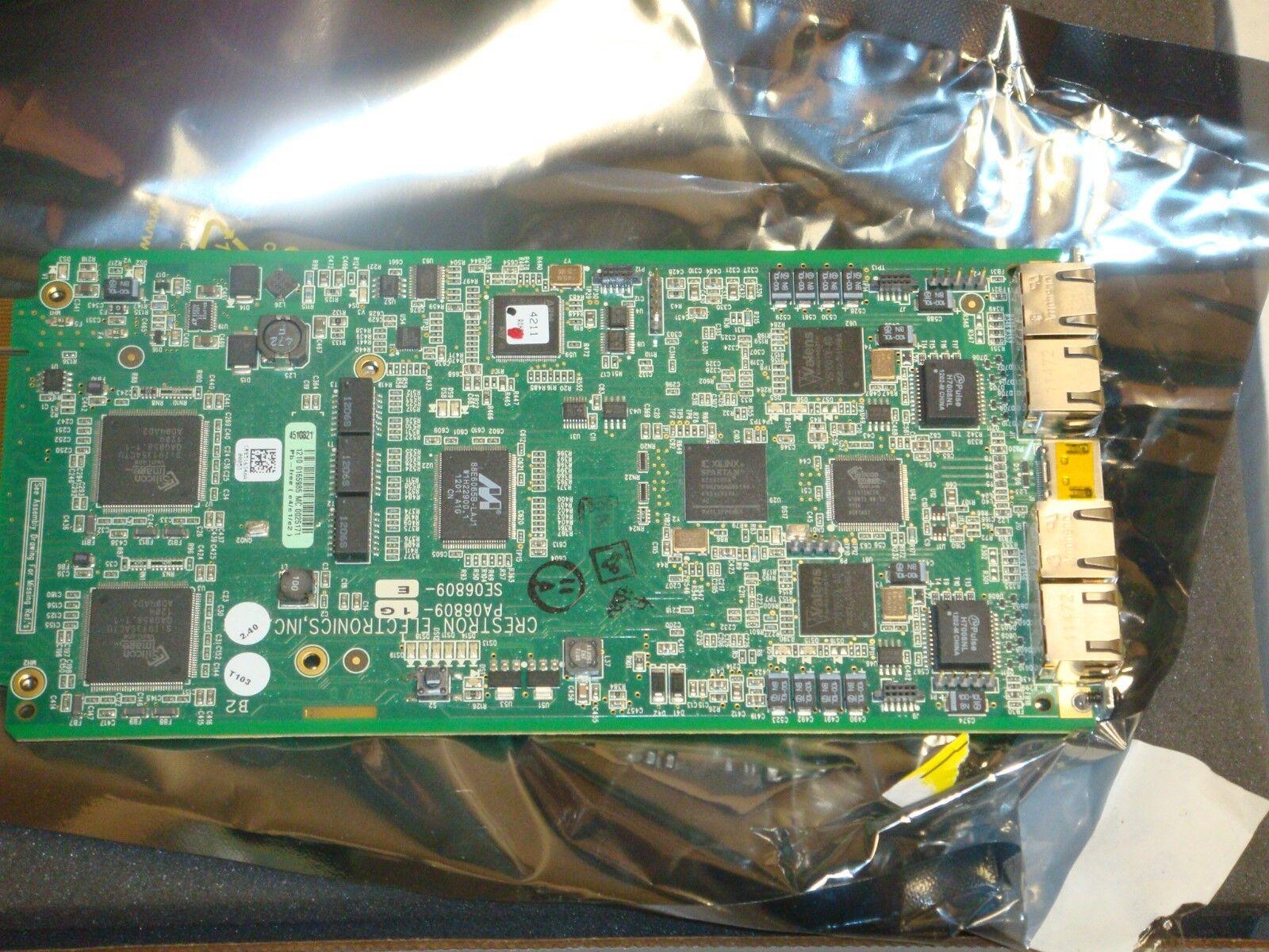 Crestron DMC-CO-HD Dual Digital Media Output card for 8X8 and 16X16 DM System