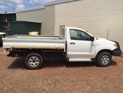 Hilux 4x4 Yarrawonga Palmerston Area Preview