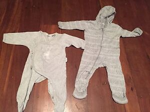 Baby clothes 0-3 months pure baby sleep Subiaco Subiaco Area Preview