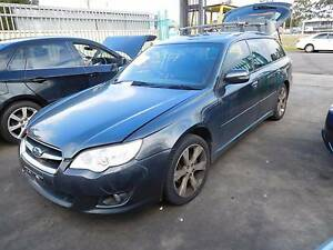 Subaru Liberty G4 Wagon 09/08 Wrecking at General Jap Spares Cabramatta Fairfield Area Preview