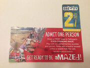 Vouchers for Yallingup Maze and Gravity ETC Karawara South Perth Area Preview
