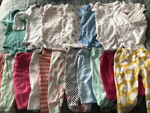 Baby Clothes 0-6 months
