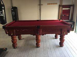 Billiard table Fawkner Moreland Area Preview