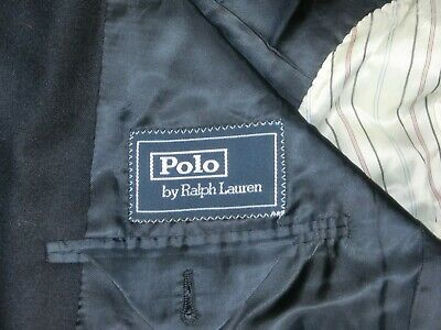 100% Cashmere Ralph Lauren Polo Made in Italy Jacket 42R