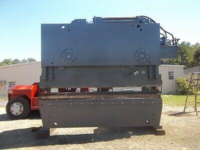 Htc 400 Ton 400-12h Press Brake Bending Metal Steel Plate Flush Mount Hydraulic