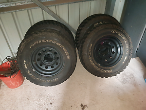 Tyres and rims Jimny Winnellie Darwin City Preview