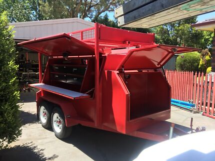 tandem / builders tandem trailer Knoxfield Knox Area Preview