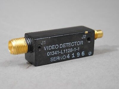 Lot Of 2 Microphase 01341 L1128 1 1 Video Detector L1128 1