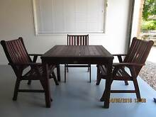 4 seater table and chairs Karana Downs Brisbane North West Preview
