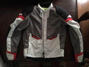 Macna Armoured Motorcycle Mesh Jacket