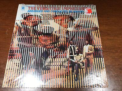 The Impressions - The Versatile Impressions - Original sealed Vinyl LP Record