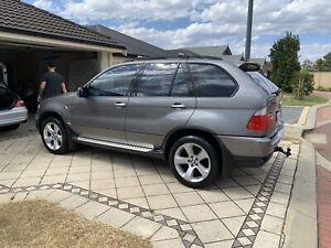 BMW X5 3.0i 2006 186k