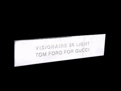 VISIONAIRE NO. 24 LIGHT TOM FORD FOR GUCCI LIMITED EDITION
