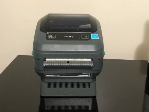 Zebra ZP 450 Thermal Label Barcode Printer