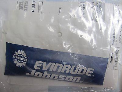 OMC 5006206 E-TEC STRT Kit Assy Evinrude Johnson Outboards