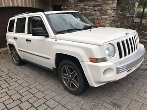 Jeep Patriot 2009, AWD, LIMITED MODEL