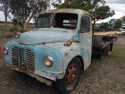 Vintage Austin Loadstar 1952 Truck - Runs Great Adelaide CBD Adelaide City Preview
