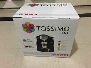 NEW Tassimo T47+ Coffee Maker
